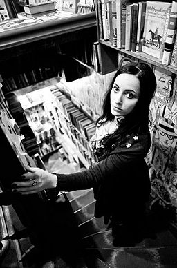 Molly Crabapple - photo : Dellvium (Licence :  CC-BY-SA-3.0)